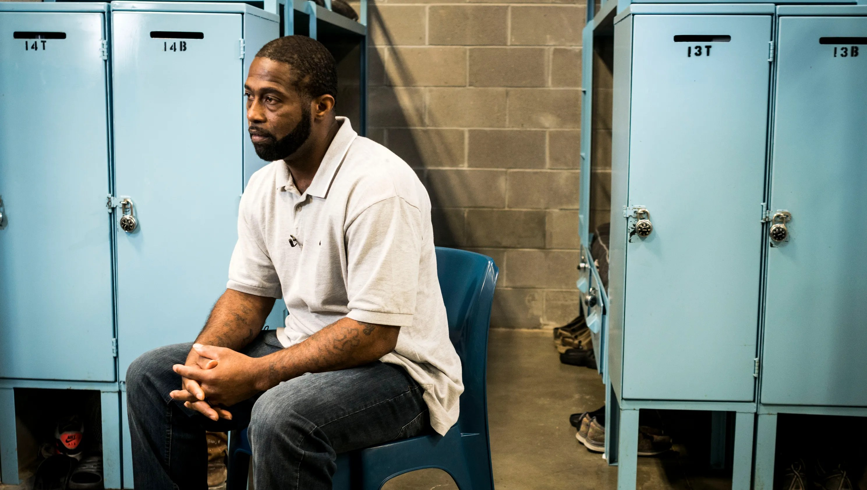 Re Entry Program Helps Inmate Fight Anger Issues