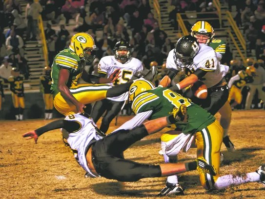 Gallatin and Hendersonville have met in the playoffs