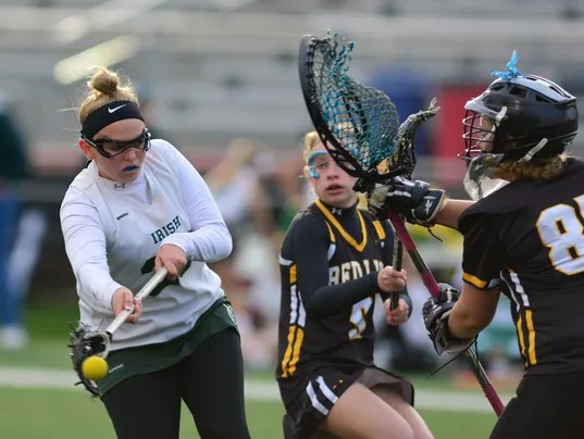 PHOTOS: Red Lion vs York Catholic in York-Adams semi-final girls' lacrosse