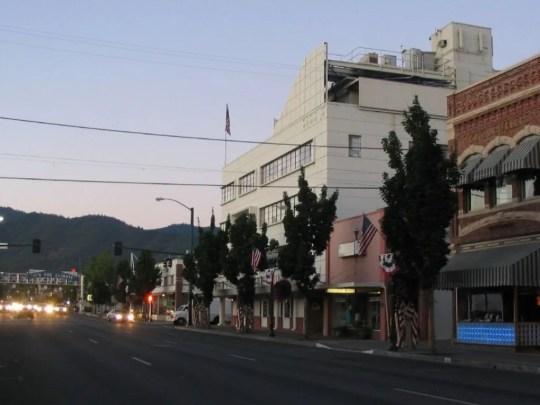 Oregon: Grants Pass