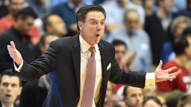 Image result for Rick Pitino returning to college basketball as new Iona coach