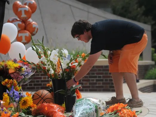 Private Funeral Held For Pat Summitt In Clarksville