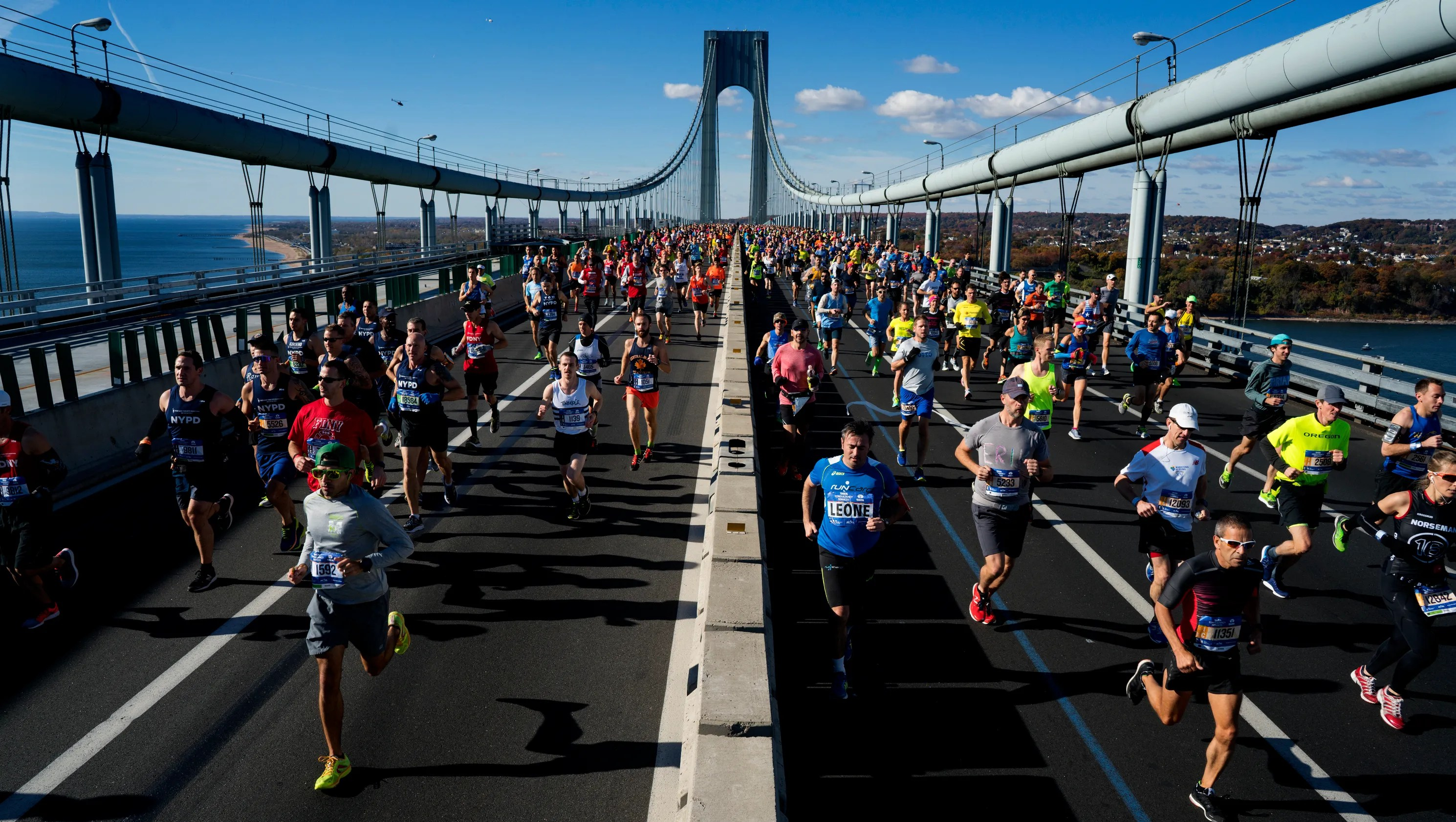 Stanley Biwott Drops Out Of New York City Marathon
