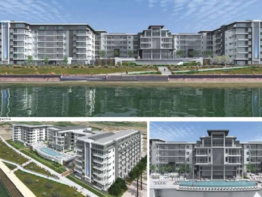 Plans For More Than 1 000 Luxury Apartments On Tempe