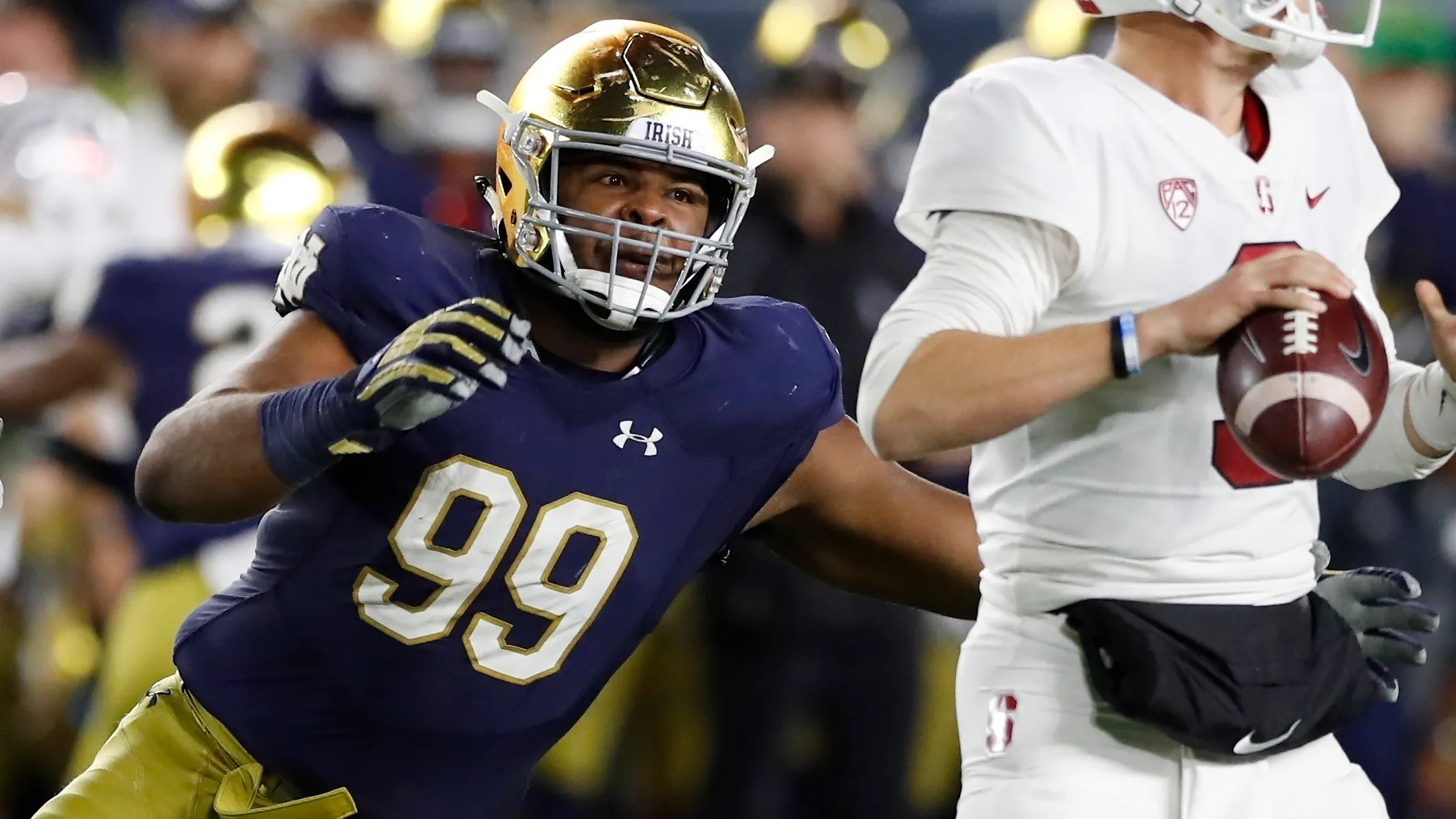 Image result for jerry tillery