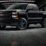 Black Out Work Truck Is Latest Chevy Silverado Special