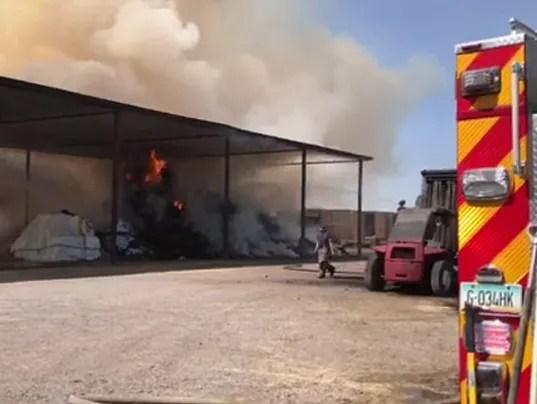 Phoenix fire crews