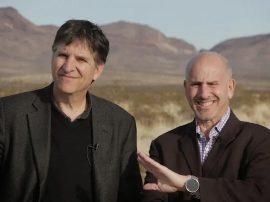 USA TODAY tech columnists Jefferson Graham and Edward