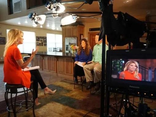 Megyn Kelly interviews Jim Bob Duggar and Michelle