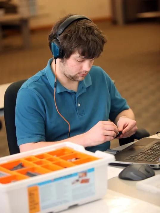 Spectrum Autism People Jobs Disorder