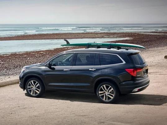 Honda Pilot Elite Next To Tap Premium Market