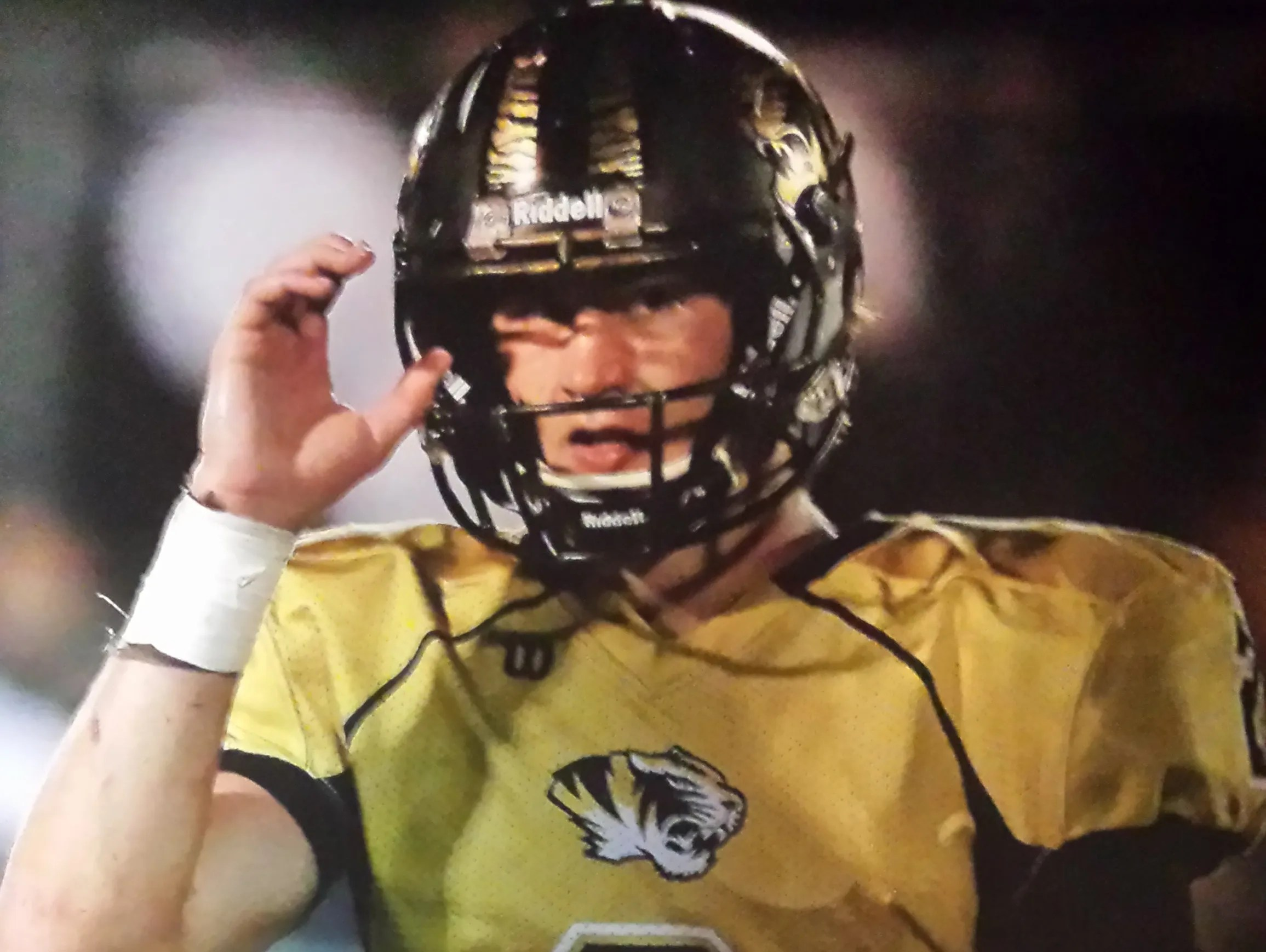 Dekalb Co Quarterback Steven Jennings Out For Season With Acl