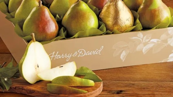 Best gifts under $50: Harry & David Royal Riviera pears
