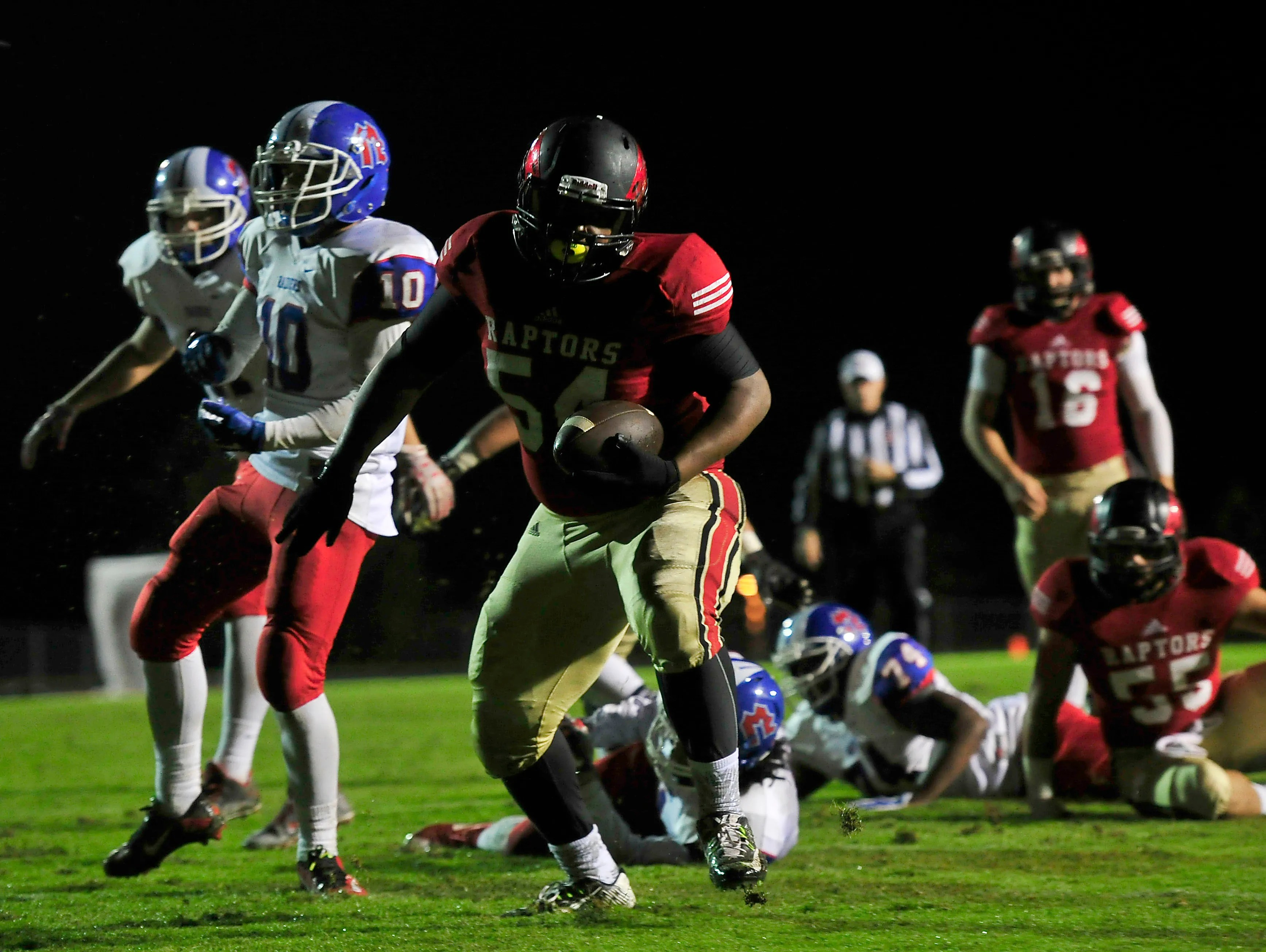 Live Friday Night Football In Tennessee Usa Today High School Sports