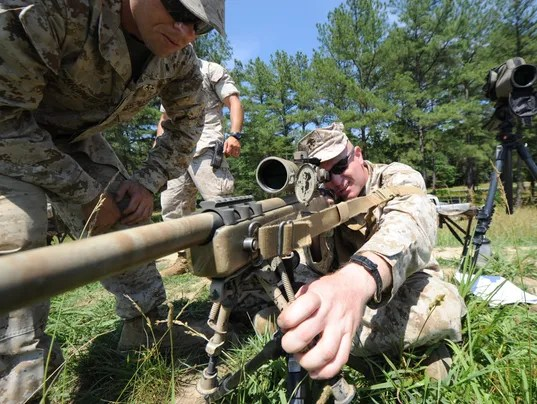 Gunners learn sharp shooting