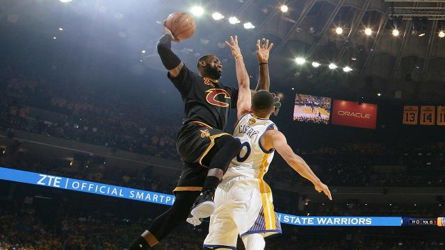 Cavaliers Make History By Coming Back From 3 1 Finals Deficit