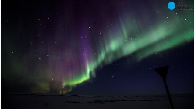 Northern Lights Forecast Bc
