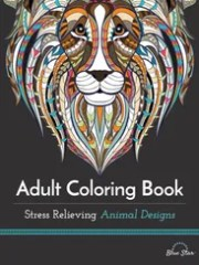 Coloring books for adults have exploded in popularity