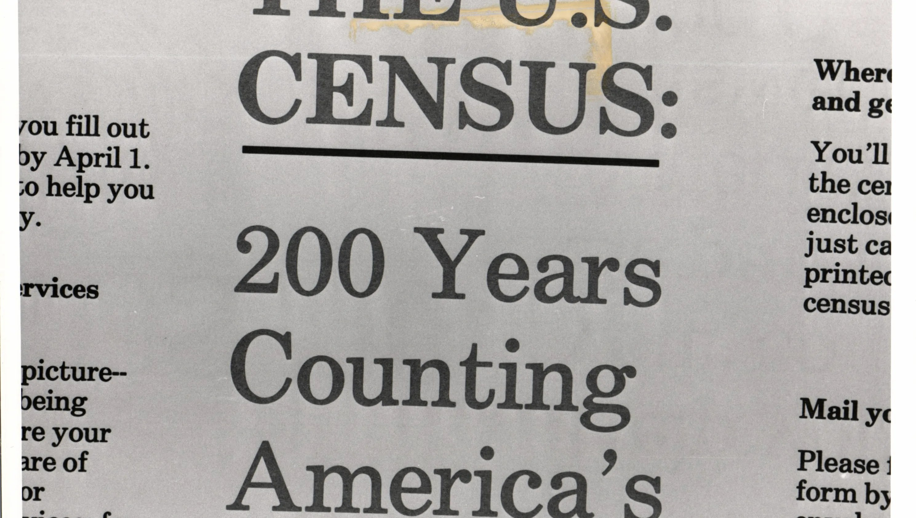 Kaffer Citizenship Question On U S Census Could Be Bad For Michigan