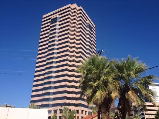 Chase Building Downtown Phoenix