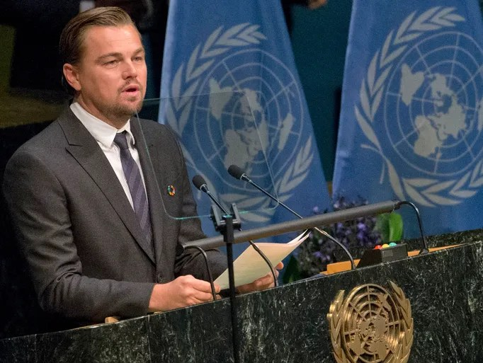 Leonardo DiCaprio is hosting a $33, 440-per-head fundraiser