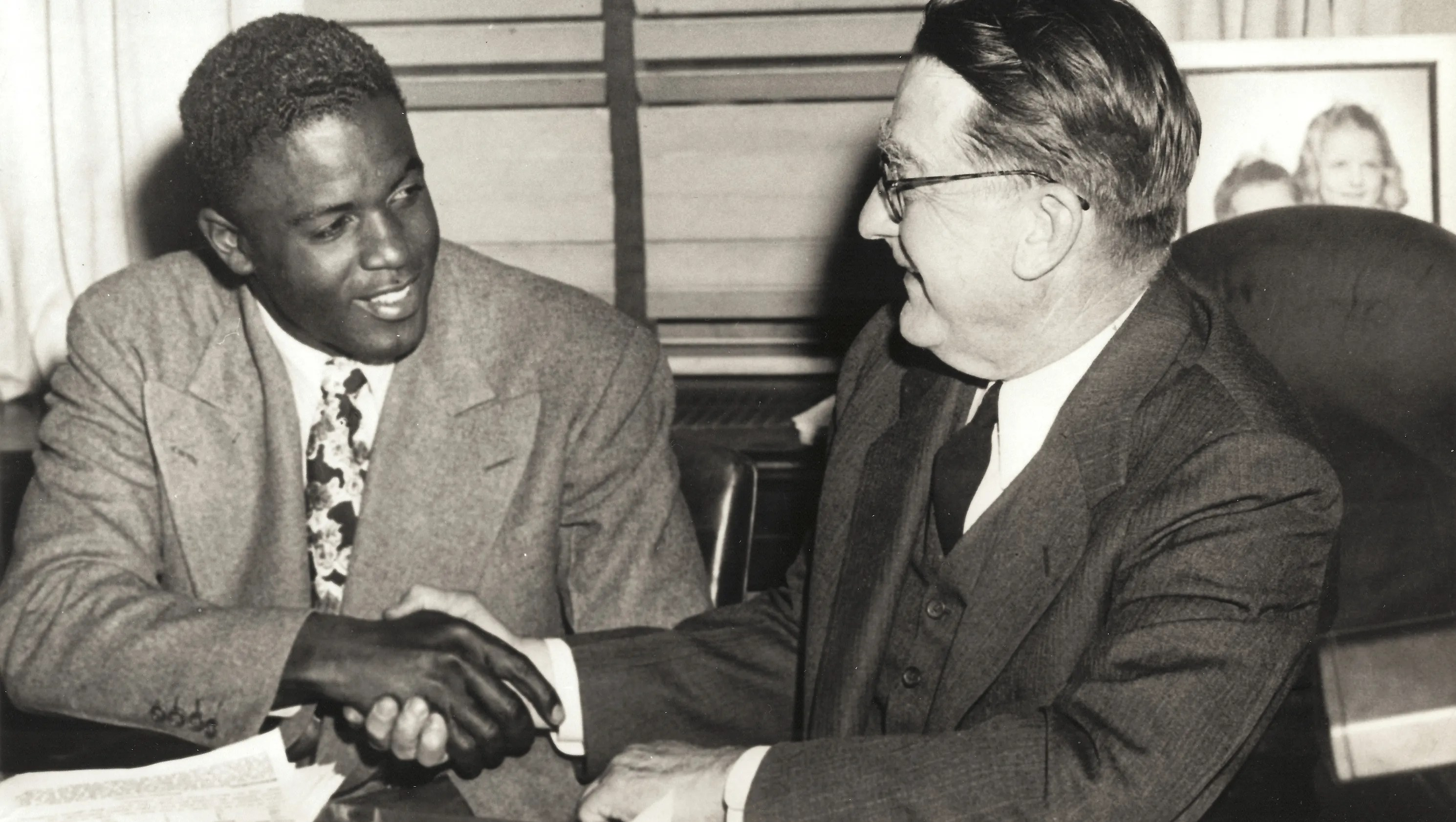 Rare Jackie Robinson Contracts Get National Tour Deserve