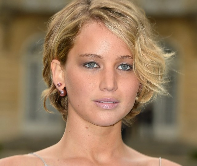 Jennifer Lawrences Team Has Contacted Authorities Over Leaked Photos Photo Pascal Le Segretain Getty Images