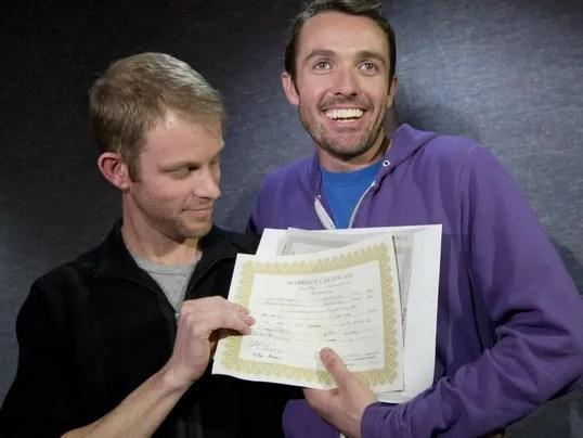 Gay Marriage Utah