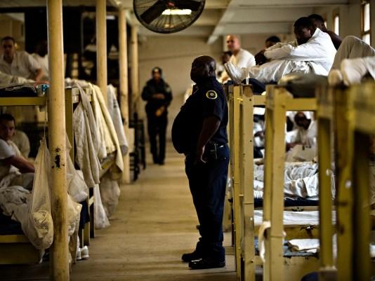 Prisons de l'Alabama