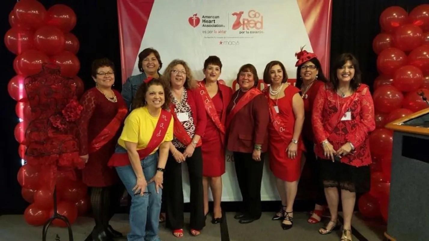 Vestido Rojo Educates Hispanic Women On Preventing Heart