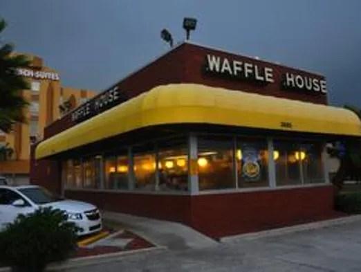 Waffle House Cocoa Beach