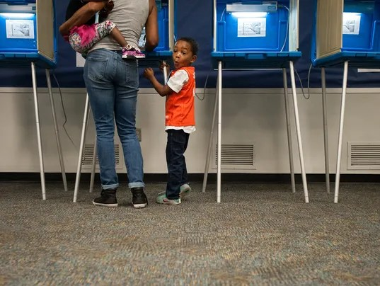 AP NORTH CAROLINA ELECTION A USA NC
