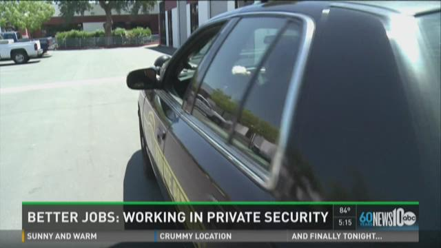 Private Security Career Opportunities