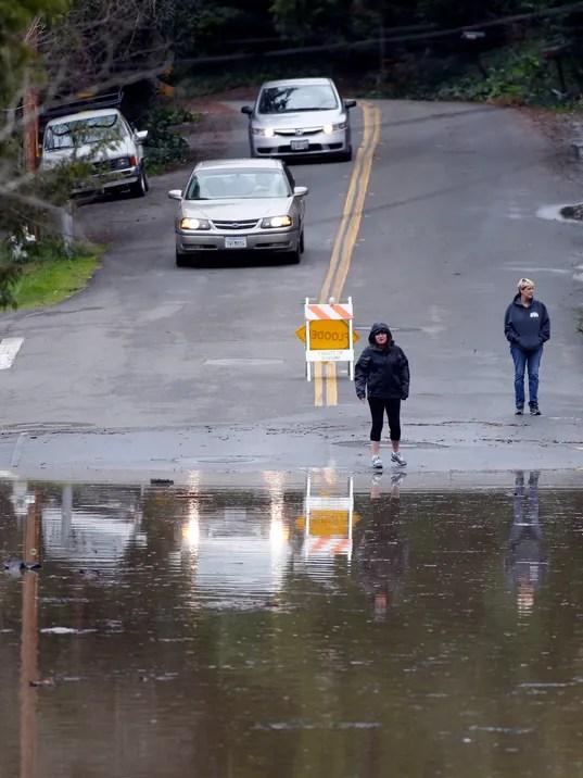 EPA USA CALIFORNIA STORMS DIS WEATHER FLOOD USA CA