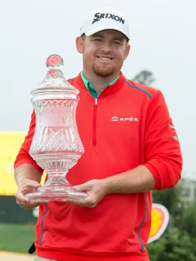 J.B. Holmes wins in playoff at Houston Open