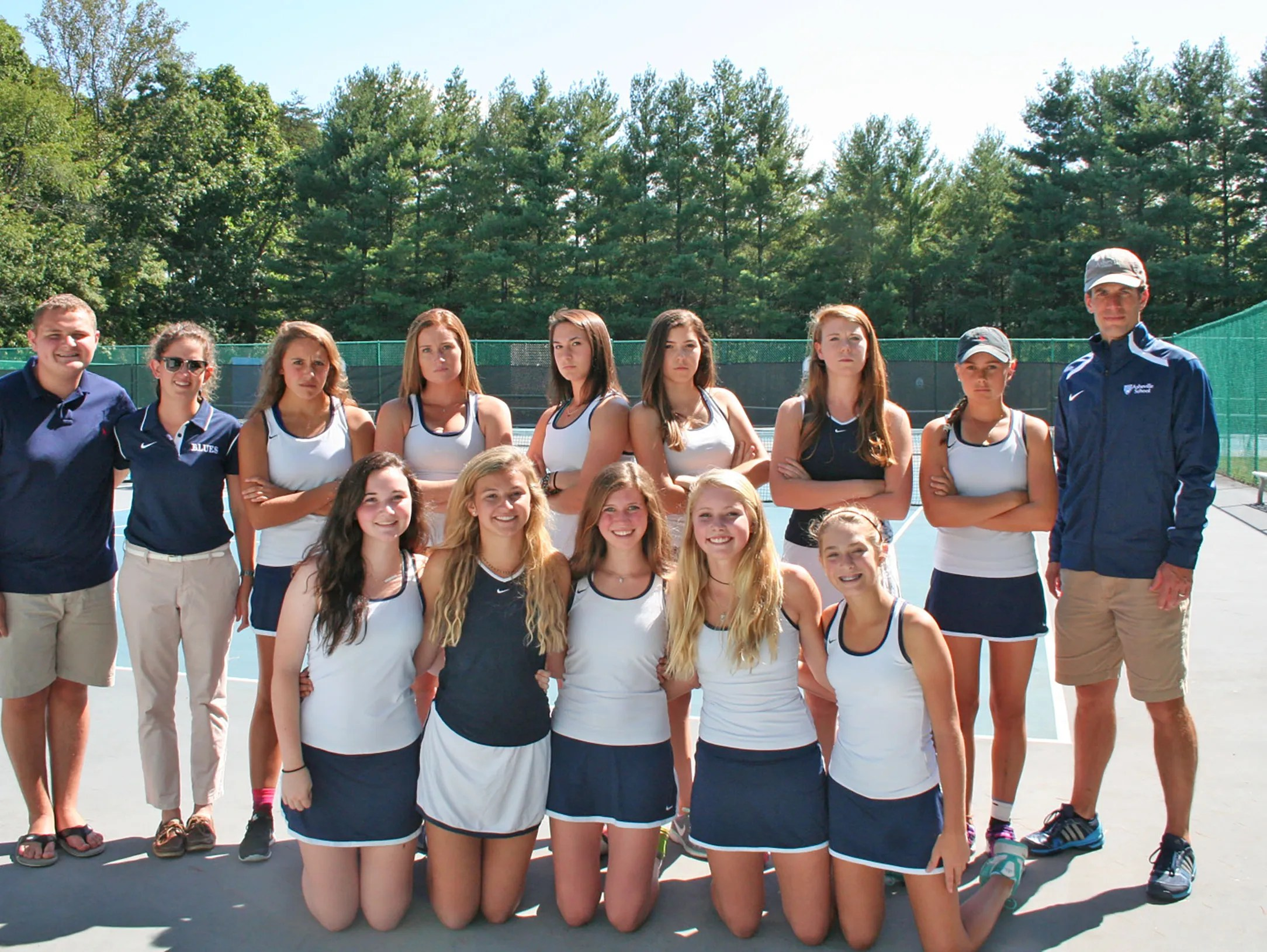 Best Of Wnc 2020 Blues among best in WNC tennis | USA TODAY High School Sports