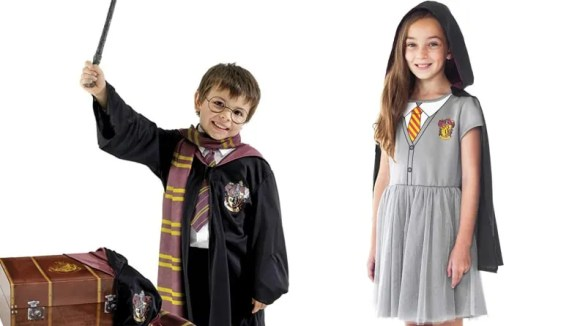 harry potter hermione kids costumes
