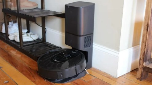 Say goodbye to emptying out your smart vac's bin for good.