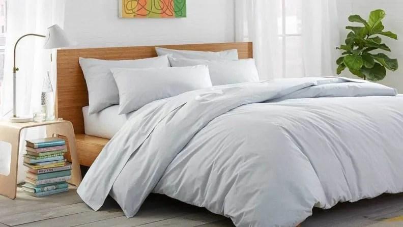brooklinen sheets get a major discount
