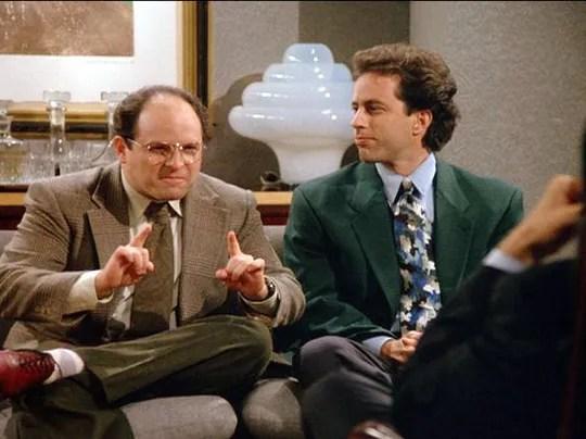 George in Seinfeld