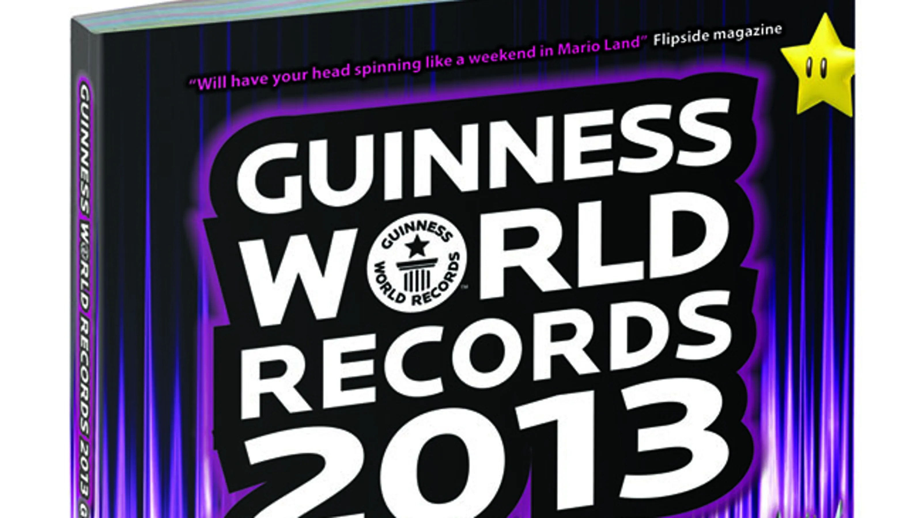 2014 Edition Book World Guinness Records Book Gamers