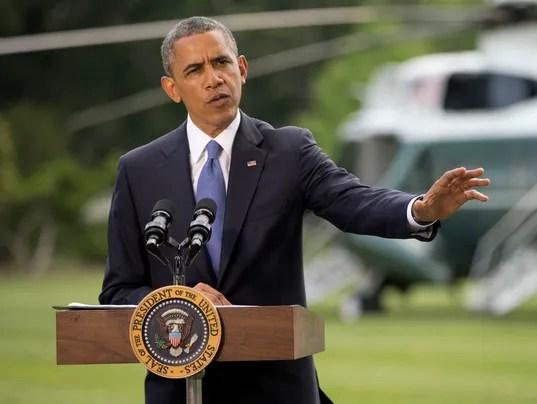 AP Obama Iraq