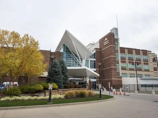 File photo of WellSpan York Hospital