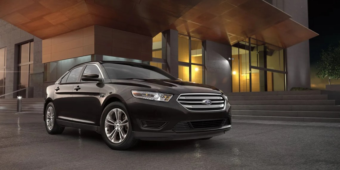 ford kills taurus as cars lose out to popular suvs