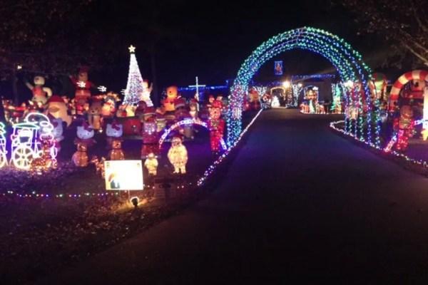 christmas lights usa # 44