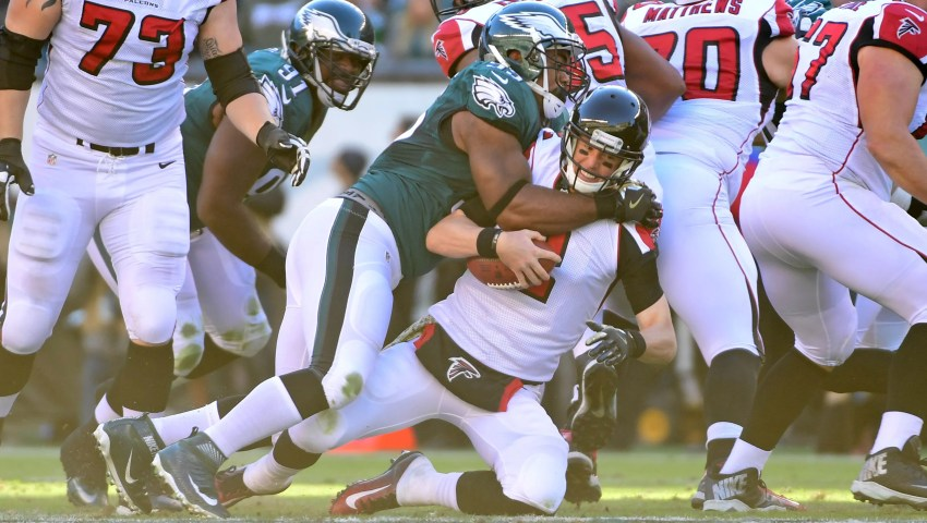 Falcons at Eagles NFC divisional playoff preview: Three things to know