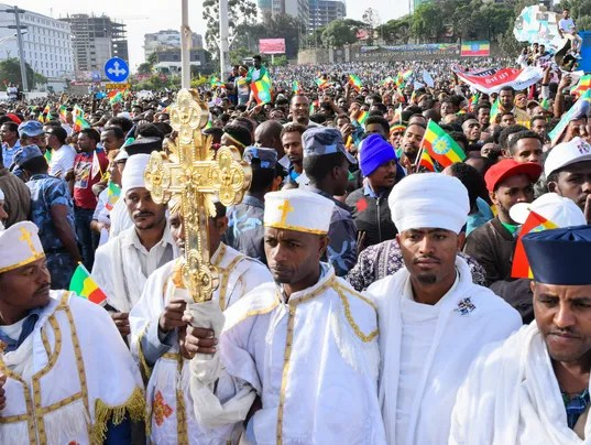 EPA ETHIOPIA RALLY EXPLOSION WAR ACTS OF TERROR ETH