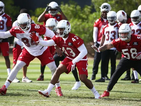 Arizona Cardinals OTAs 2017