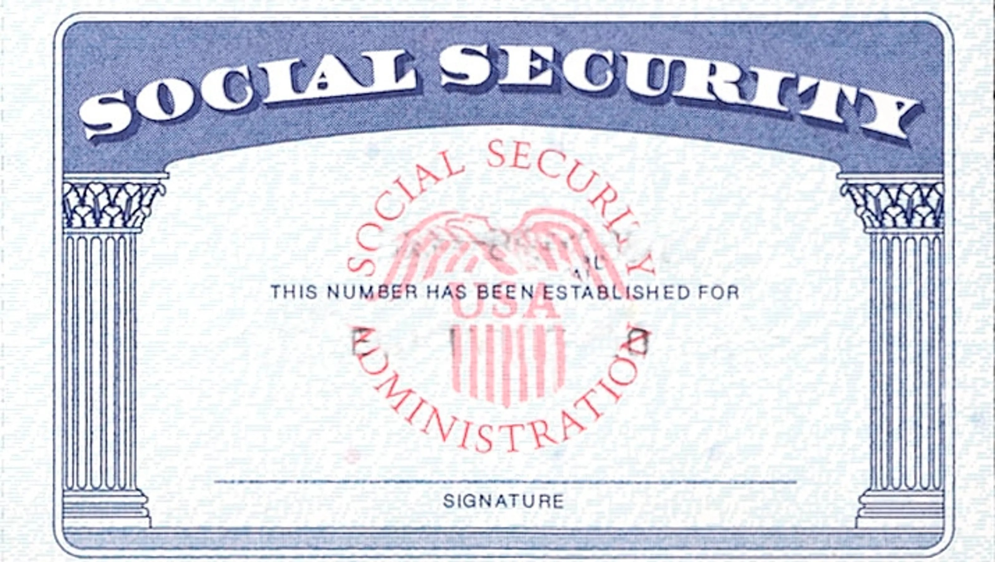 Stop Using Social Security Numbers For Everything