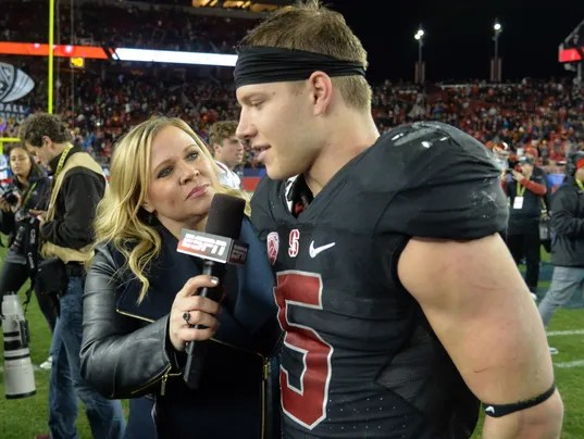 For ESPN Reporter Holly Rowe The Jobs The Thing Not Cancer